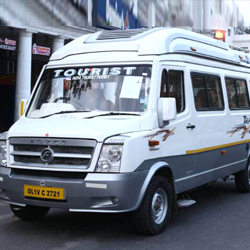 Mini Bus AC in Trichy | 18 Seater Traveller in Trichy